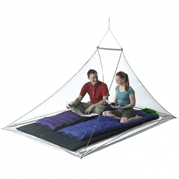 Mosquito Pyramid Net Single2