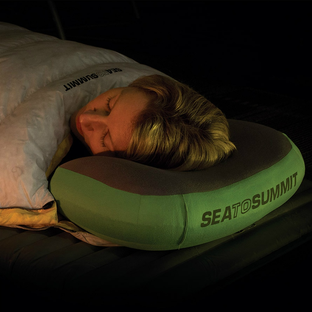 aeros premium pillow sleeping