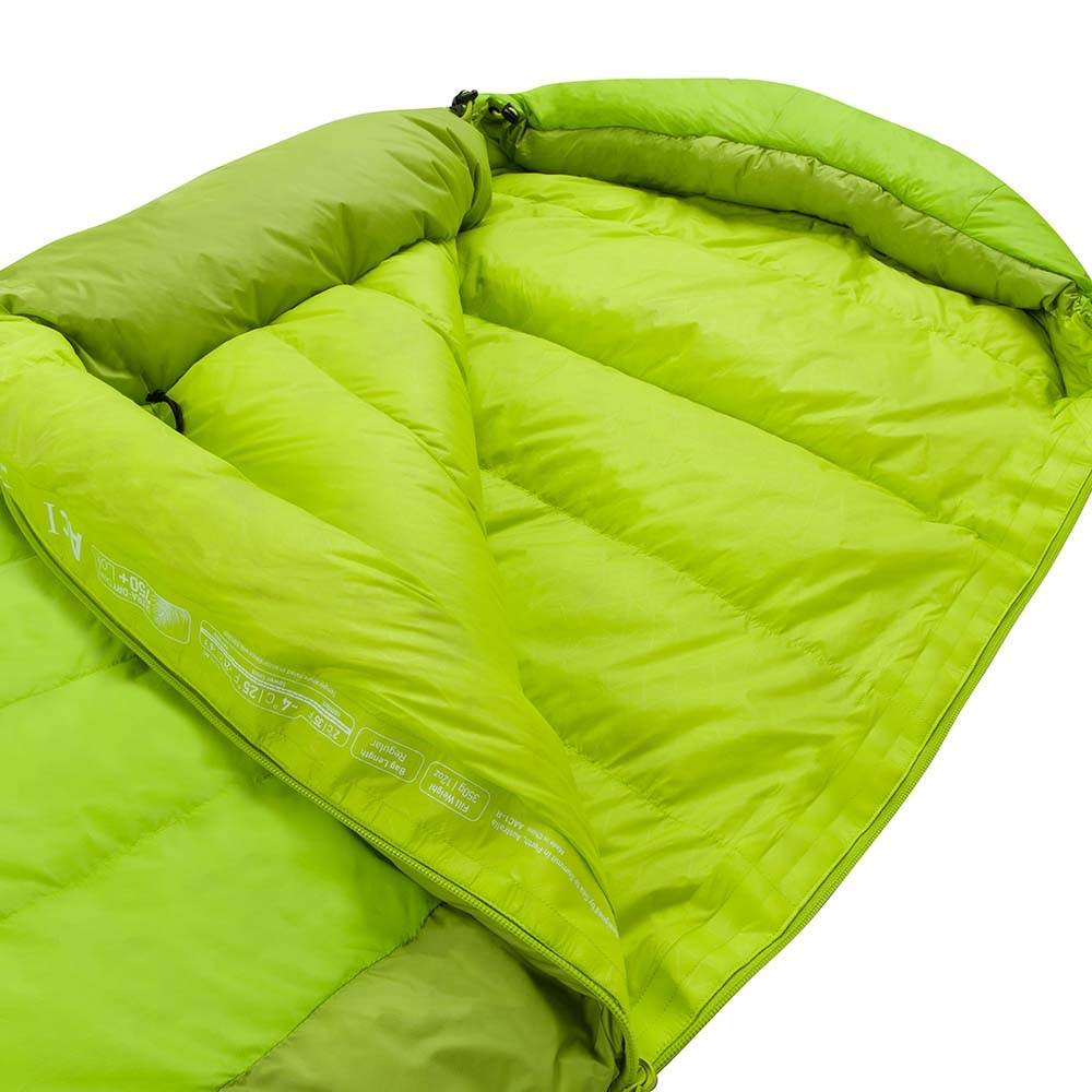 Sea to Summit 0138 AAC1-R AscentAC1SleepingBag Regular 07