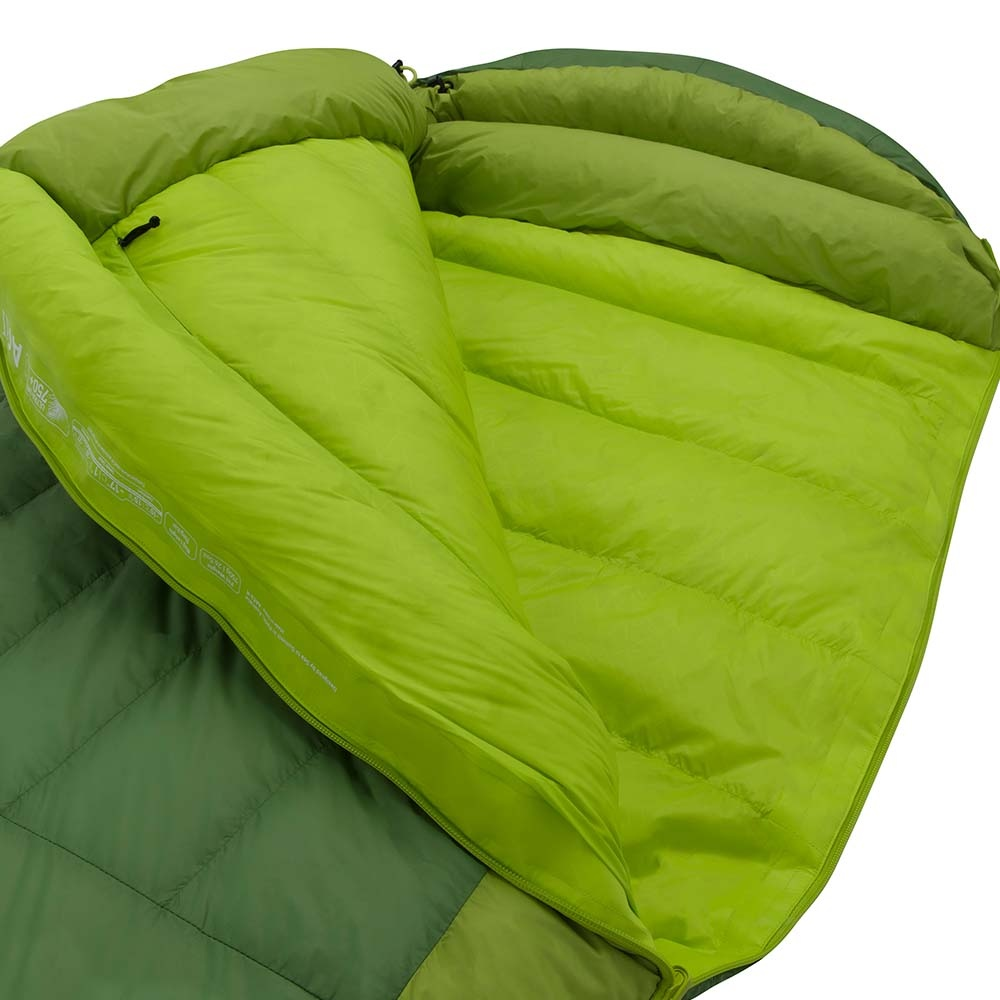 Sea to Summit 0128 AAC3-R AscentAC3SleepingBag Regular 07