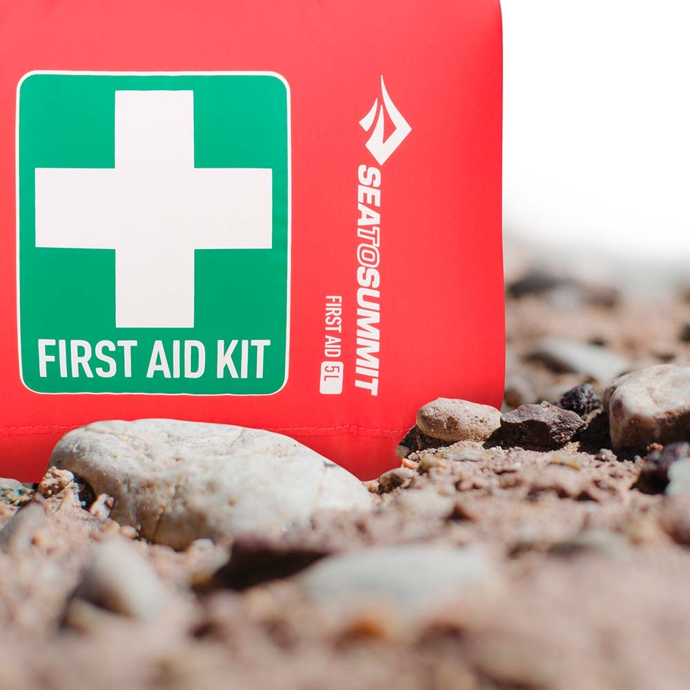 Sea to Summit 0061 AFADS FirstAidDrySack USP 03 AbrasionResistant