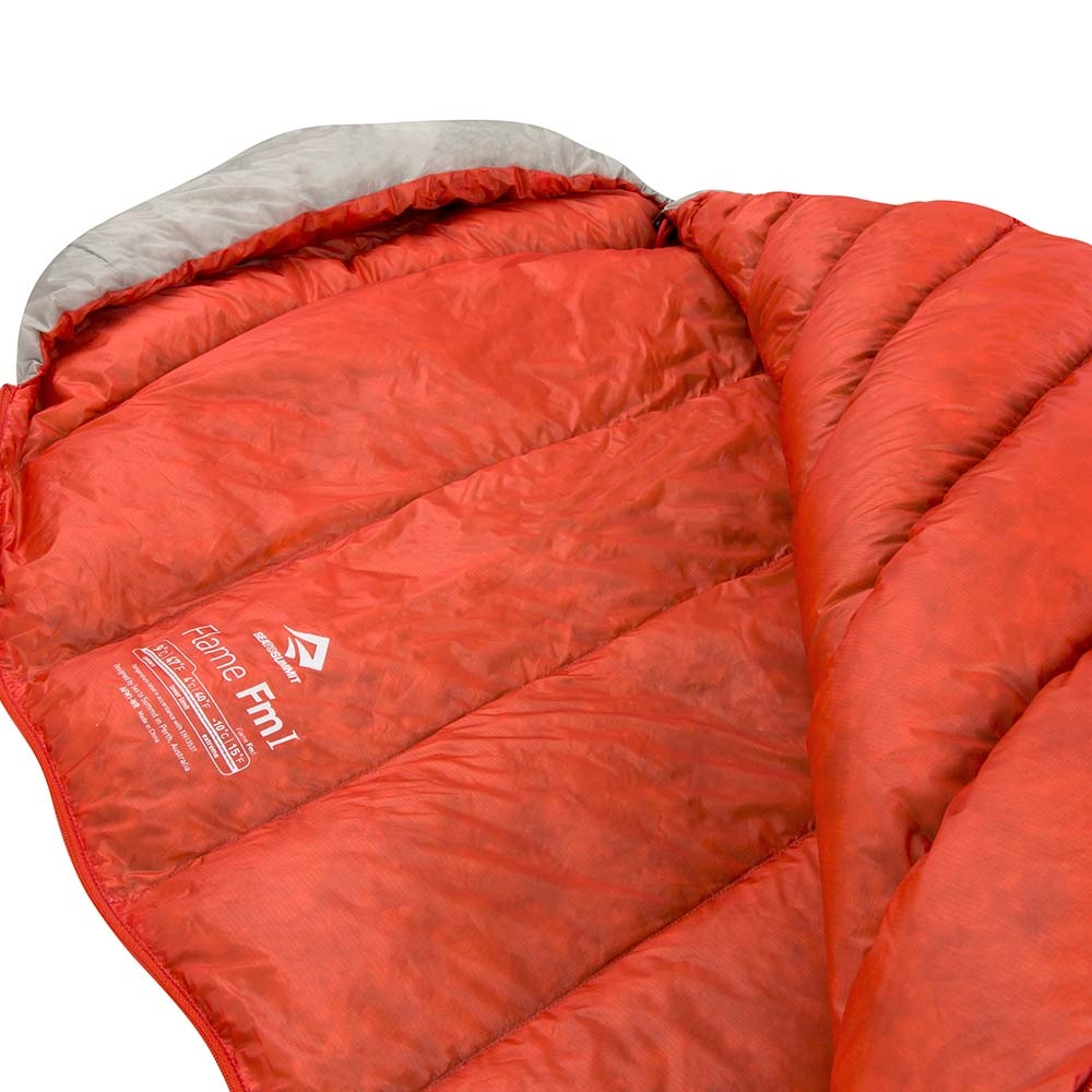 Sea to Summit 0055 AFM1-WR FlameFM1SleepingBag Regular 05