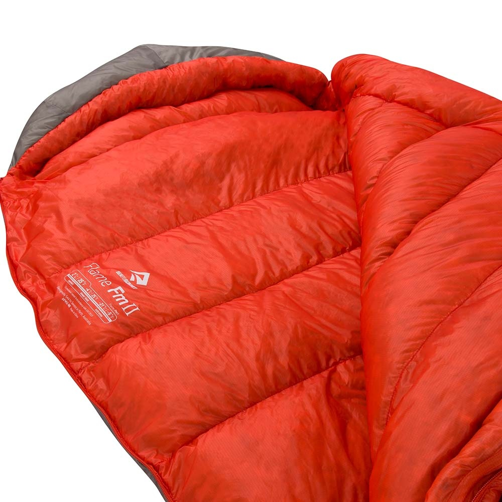 Sea to Summit 0051 AFM2-WR FlameFM2SleepingBag Regular 05