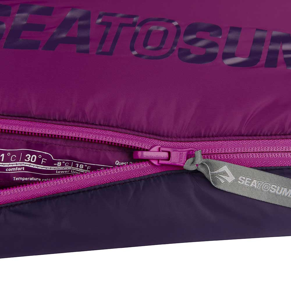 Sea to SUmmit 0083 AQU2-WR QuestQU2SleepingBag Regular 08