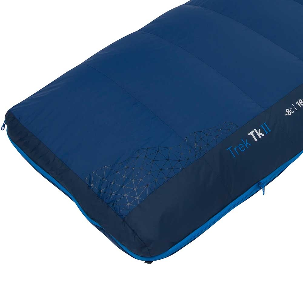 Sea to SUmmit 0040 ATK2-R TrekTK2SleepingBag Regular 07