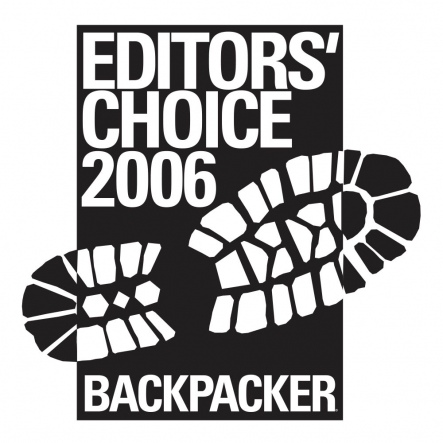 Editors Choice backpacker 2006