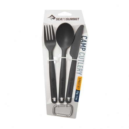 0011 STS ACUTLCH CampCutlerySet3pc Charcoal Pckg 01