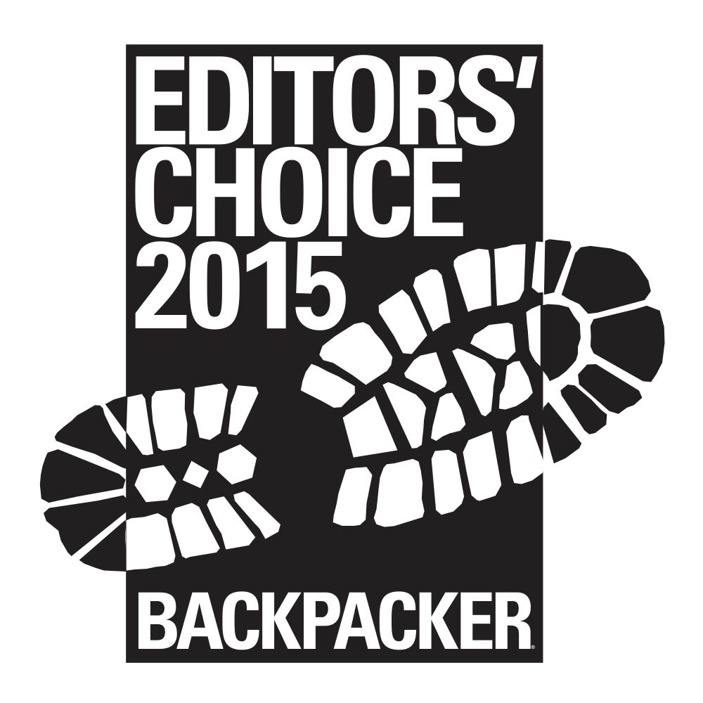 Editors choice backpacker 2015