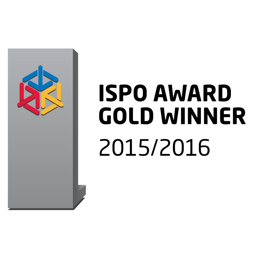 ISPO Award Gold Winner 2015:2016