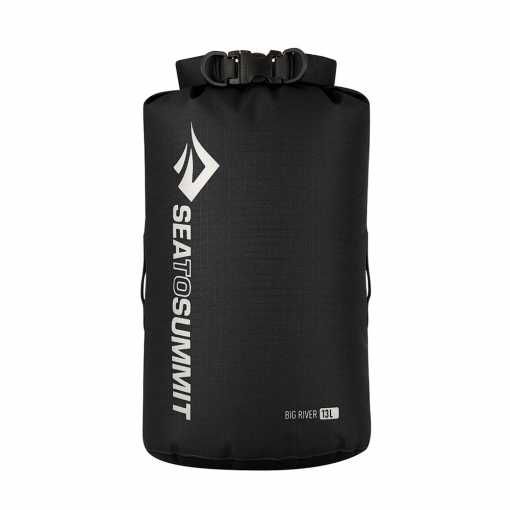 Sea to Summit 0022 STS ABRDB13BK BigRiverDryBag 13Litre Black 01