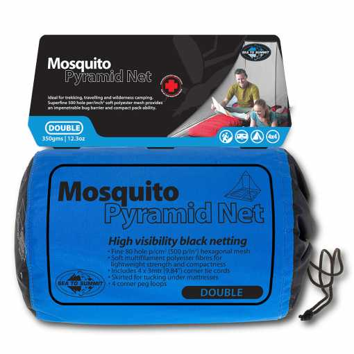 Mosquito Pyramid Net double2