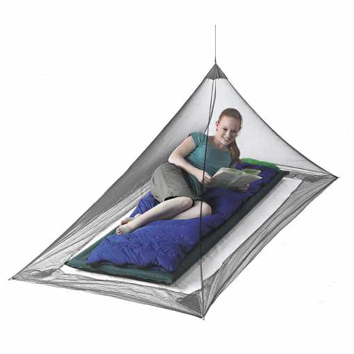 Mosquito Pyramid Net double3