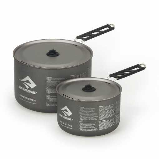 0000 Sea to summit Alpha Cookware Set 2.0