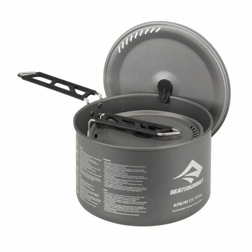 0001 Sea to summit Alpha Cookware Set 2.0 usp