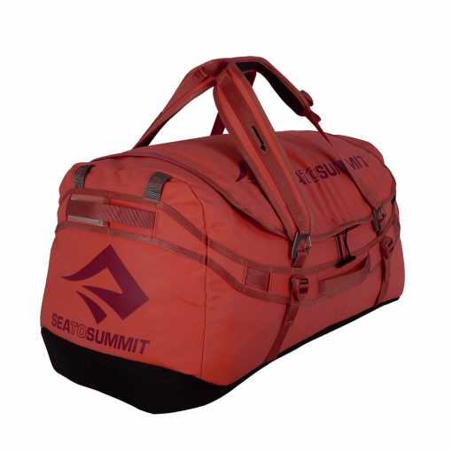 Sea to Summit ADUF90RD Duffle90L Red 02