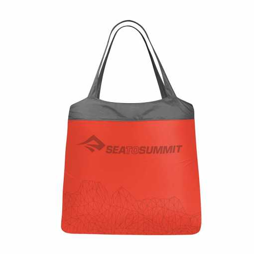 Sea to Summit 0129 ASBAG15DRD 15DNanoShoppingBag Red 01