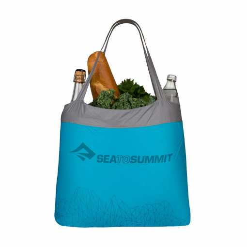Sea to Summit 0132 ASBAG15D 15DNanoShoppingBag USP 01 StrongAndLight