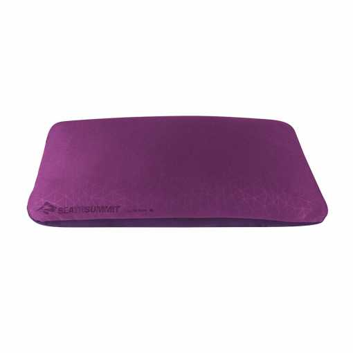 Sea to Summit APILFOAMDLXMG FoamCorePillow Deluxe Magenta 02