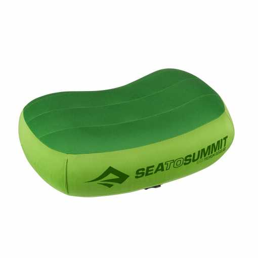 Sea to Summit APILPREMRLI AerosPremiumPillow Regular Lime 01
