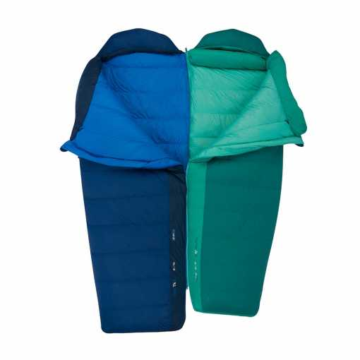 Sea to Summit ATK TrekTKSleepingBag USP ZipCoupling 01