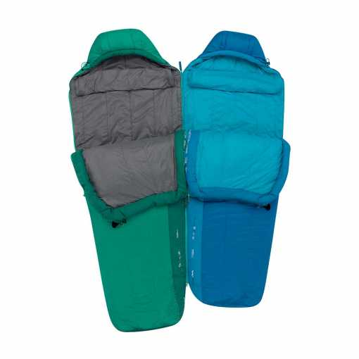 Sea to Summit AVT VentureWomensSleepingBag USP 01 ZipCoupling 01