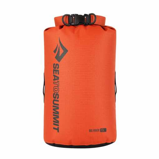 BigRiverDryBag 13Litre Orange 01
