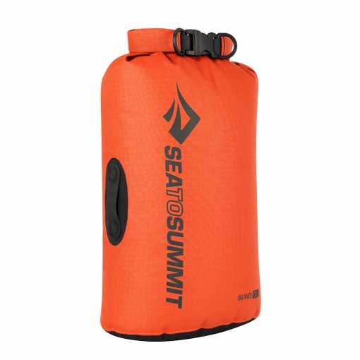 BigRiverDryBag 13Litre Orange 02