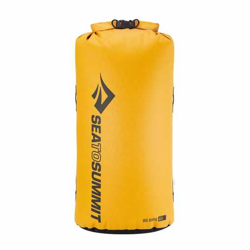 BigRiverDryBag 65Litre Yellow 01